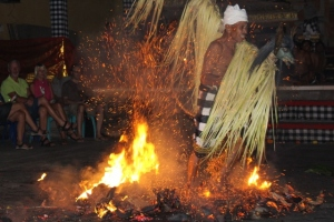 Kecak Fire and Trance Dance