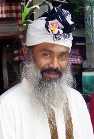 Balian Ketut Arsana of Bodyworks Center in Ubud Photo credits Namaste Festival